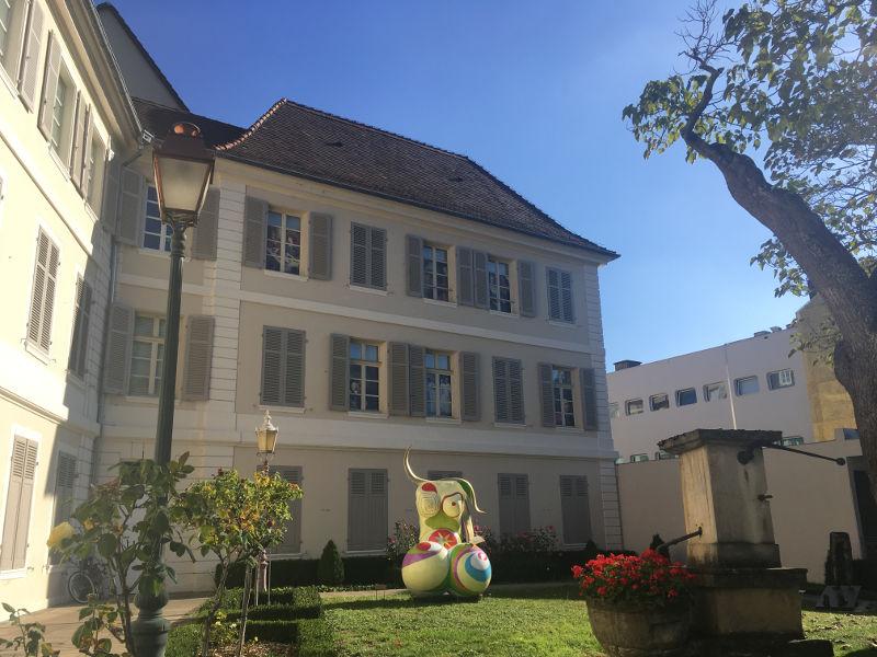 Villa Steinbach - Musée des Beaux Arts Mulhouse Alsace