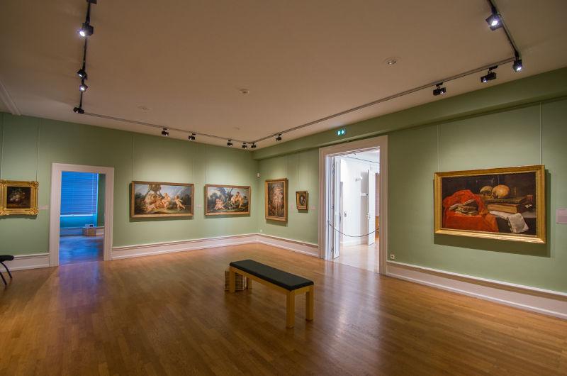 Musée des Beaux Arts Mulhouse Alsace
