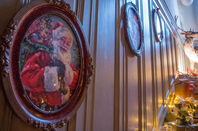 Le Père Noël à la Stuwa de Noël, Mulhouse | #mulhousexperience