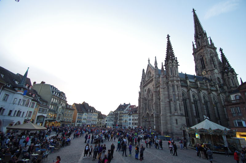 Rando de nuit | Mulhouse Alsace