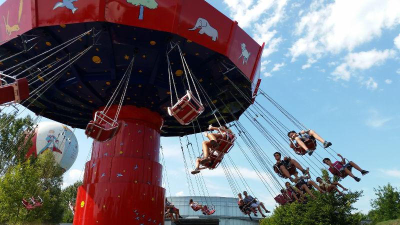 Top 5 activités en famille à Mulhouse Alsace - Parc du Petit Prince