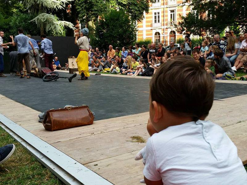 Top 5 activités en famille à Mulhouse Alsace - Scènes de rue