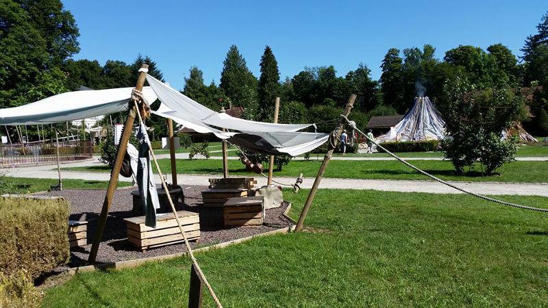 Top 5 activités en famille à Mulhouse Alsace - Parc de Wesserling