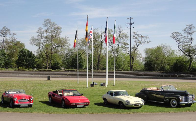 Spectacle En piste à la Cité de l'Automobile | Mulhouse Alsace