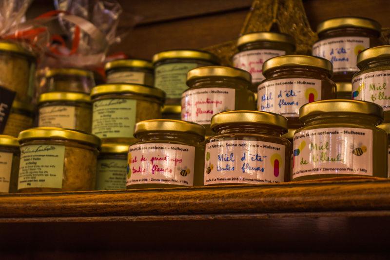 Boutique aux Etoffes | Noël à Mulhouse Alsace