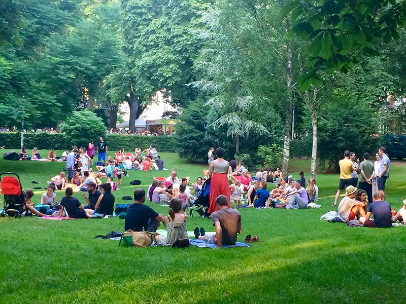 Coup de coeur Jeudis du Parc | Mulhouse Alsace