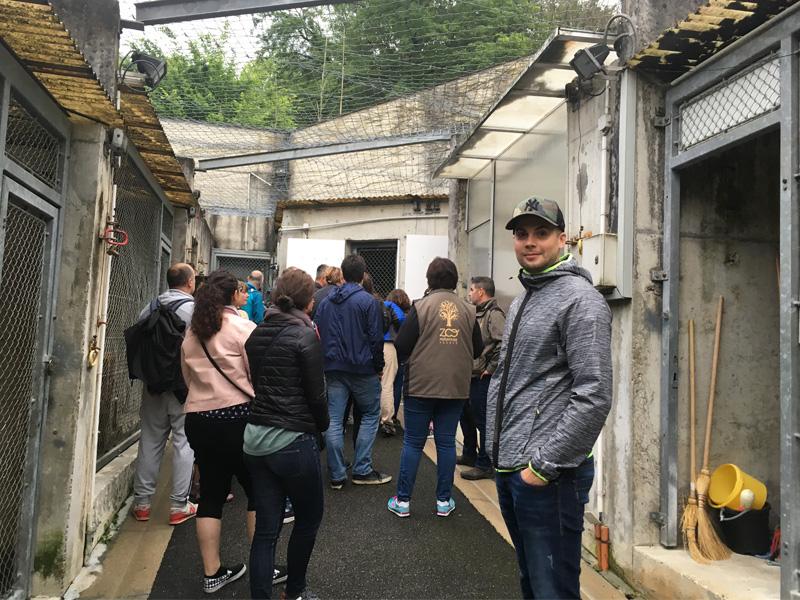 Coup de coeur Lever des animaux au zoo | #mulhousexperience