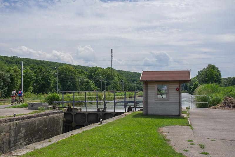 Coup de coeur Vélo le long du canal   mulhousexperience   Mulhouse Alsace