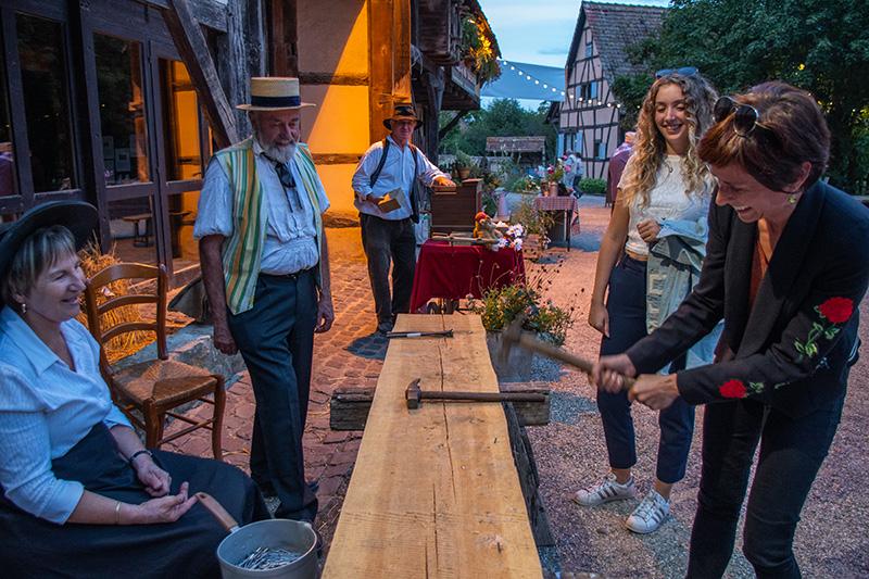 Coup de coeur #mulhousexperience   Nocturnes à l'Ecomusée   Mulhouse Alsace